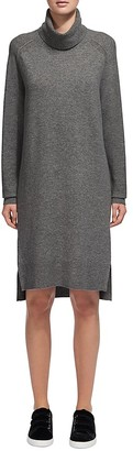 Whistles Turtleneck Sweater Dress $250 thestylecure.com