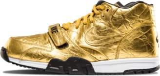 Nike Trainer 1 PRM QS (NFL) 'Superbowl 50' - Metallic Gold/Black