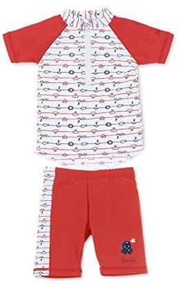 Sterntaler Girl's 2-TLG. Schwimmanzug Swimwear Set