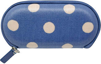 Cath Kidston Button Spot Zip Around Glasses Case