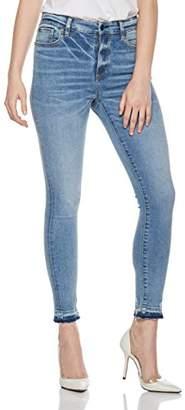 3.1 Phillip Lim HALE Women's Joyce Sculpted High Rise Skinny Cropped Jean 28