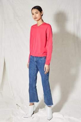 Boutique **v-neck jumper