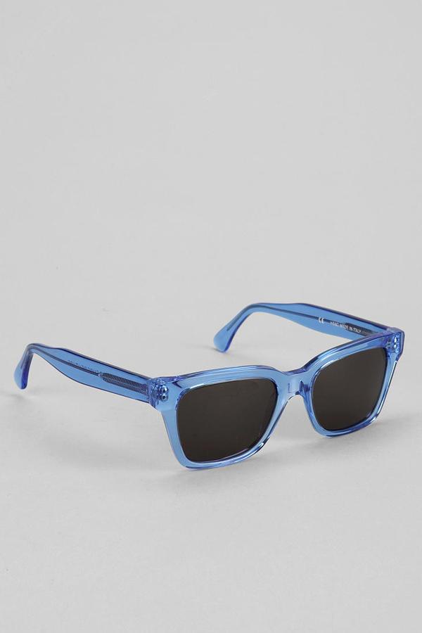 Urban Outfitters SUPER America Square Sunglasses