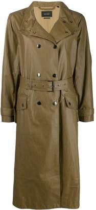Isabel Marant double-breasted trench coat