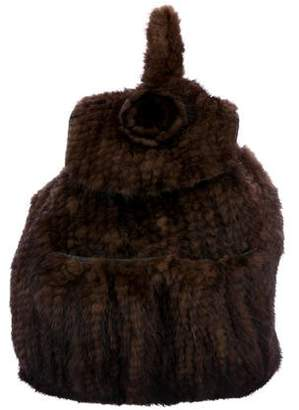 Fur Fur Backpack