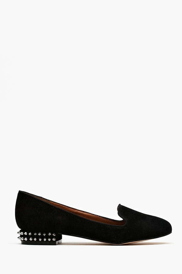 Nasty Gal Faustine Spiked Loafer