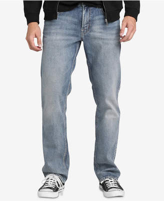 Silver Jeans Co. Men Slim-Fit Faded Jeans