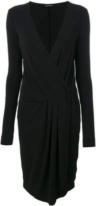 By Malene Birger v-neck dress