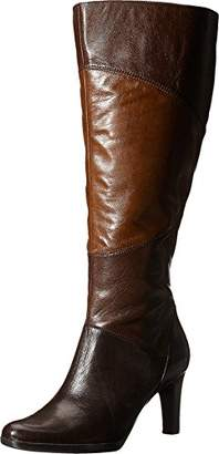 Naturalizer Women's Analise Wide Calf Riding Boot