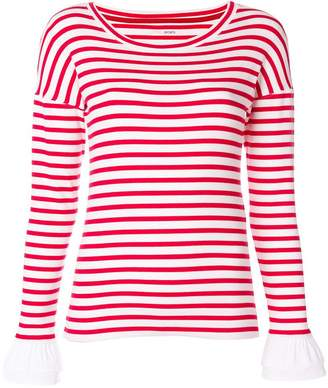 Marc Cain striped jumper