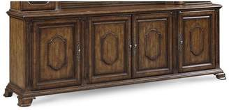 A.R.T. Furniture Continental Entertainment Console, Base Only