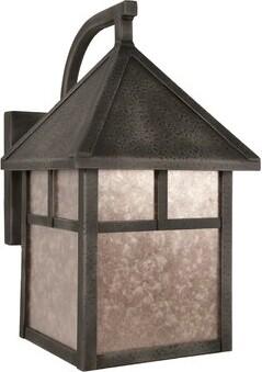 Loon Peak Belles Outdoor Wall Lantern Loon Peak