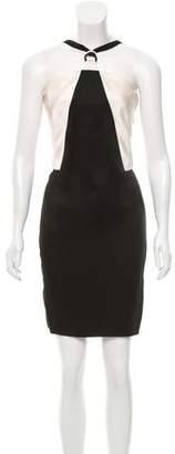 Chanel Colorblock Mini Dress