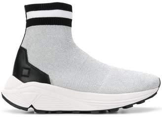D.A.T.E Dafne sock sneakers