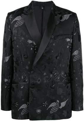 Christian Pellizzari double-breasted blazer
