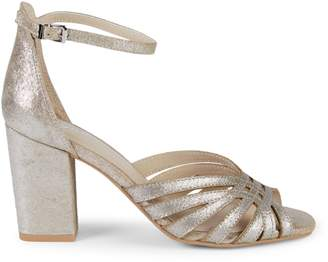 Seychelles Strappy Leather Heeled Sandals