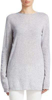 The Row Nolita Cashmere& Silk Top