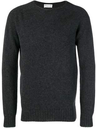 Officine Generale wool crew neck sweater