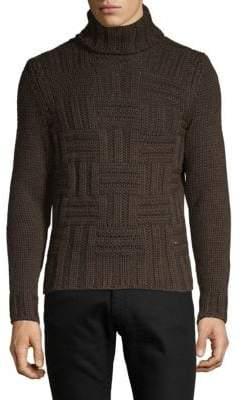 HUGO BOSS Classic Long-Sleeve Sweater