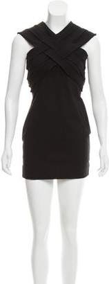 Camilla And Marc Sleeveless Mini Dress