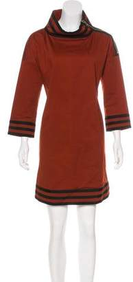 Sonia Rykiel Sonia by Striped Shift Dress