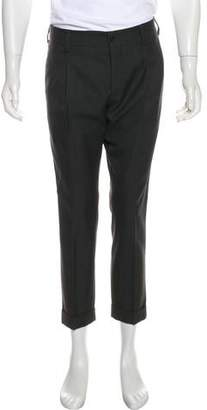 Dolce & Gabbana Wool-Blend Dress Pants