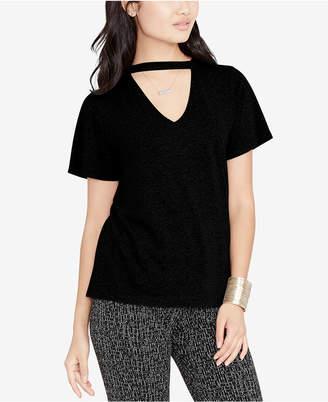 Rachel Roy Choker T-Shirt, Created for Macy's