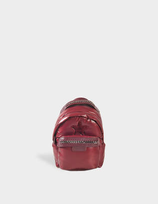 Stella McCartney Falabella Go Stars mini backpack