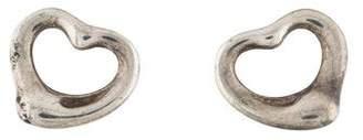 Tiffany & Co. Open Heart Earrings
