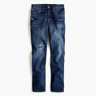 770 Straight-fit stretch rip and repair jean in Cone denim