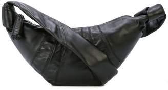 Lemaire W183BG253 BLACK Furs & Skins->Calf Leather