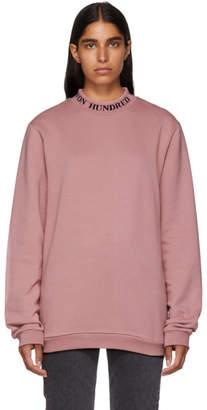 Won Hundred Pink Unisex Seattle Sweatshirt