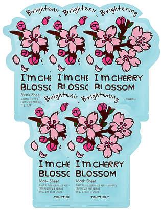 Tony Moly Tonymoly I'm Cherry Blossom Sheet Mask 5 Pack