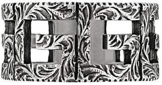 Gucci Square G motif ring