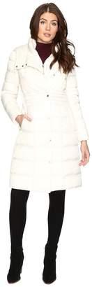 Cole Haan 40 Down Coat with Bib Women's Coat