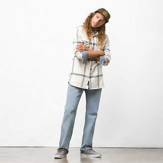 Wayland Long Sleeve Flannel Shirt