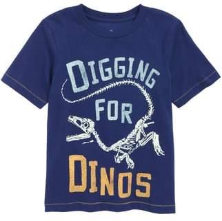 Peek Digging for Dinos Glow in the Dark T-Shirt