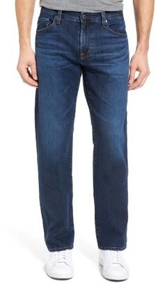 Men's Ag Protege Straight Leg Jeans $188 thestylecure.com