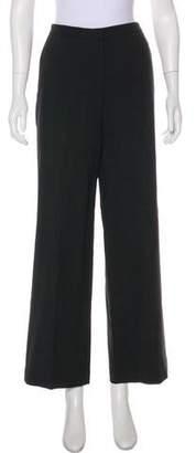 Loro Piana Wool Wide-Leg Pants