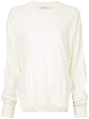 Alexander Wang side slit sweater