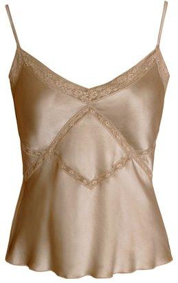 Lily Ashwell Shiva Top - Honey Silk