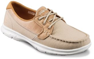 Skechers GO STEP Seashore Women's Boat Shoes $64.99 thestylecure.com