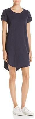 Wilt Layered Sleeve T-Shirt Dress $146 thestylecure.com