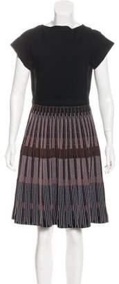Fendi Knee-Length A-Line Dress