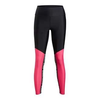 Women's Pink/Black Clara High Waist Tights