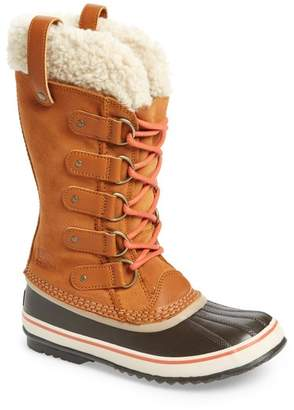 Sorel Joan of Arctic Genuine Shearling Waterproof Boot (Women)