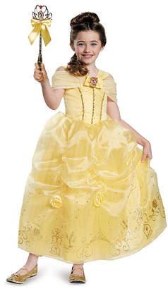 BuySeasons Disney Storybook Belle Prestige Toddler Girls Costume