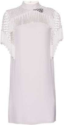 Nissa - Elegant Dress With Tassels