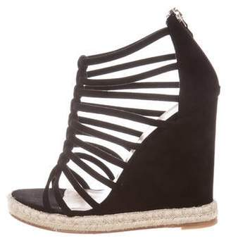 Jean-Michel Cazabat for Sophie Theallet Elvira Wedge Sandals