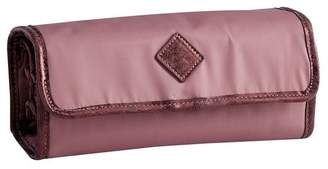 Pottery Barn Teen Sleepover Mauve Toiletry Bag